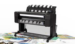 Hp Designjet T1530 Printer Hp Nederland