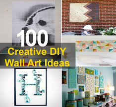 100 creative diy wall art ideas to decorate your space diycozyworld home improvement and garden tips on 100 creative diy wall art ideas with 100 creative diy wall art ideas to decorate your space