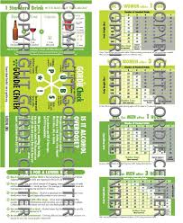 Gordiecheck Bac Cards The Gordie Center