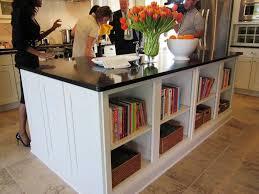 Plain Diy Bookcase Kitchen Island Gorgeous Furthermore Faux Wood Beams Inside Decor