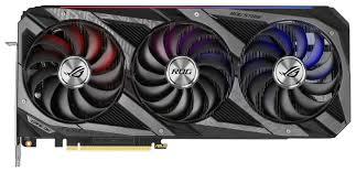 <b>Видеокарта ASUS</b> ROG <b>Strix GeForce</b> RTX 3070 OC 8GB (ROG ...