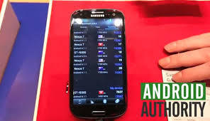 samsung galaxy s3 black. video: quick hands-on with the black samsung galaxy s3 lte. plus, benchmarks a