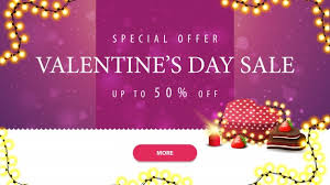 Image result for 50% off Sale signs free images valentine day