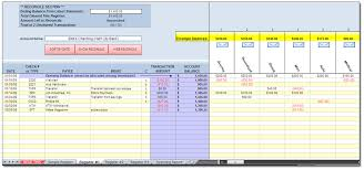 excel checkbook formula register excel templates franklinfire co