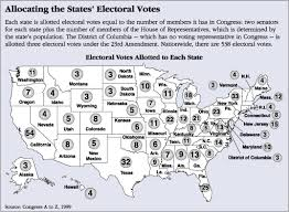 electoral college cqr r20001208 map gif