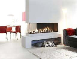 gas fireplace 3 sided gas fireplace contemporary closed hearth 3 sided 1 3 3 sided gas