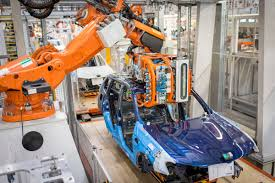BMW Convertible bmw x3 manufacturing plant : South Carolina manufacturers among nation's leaders in using robot ...
