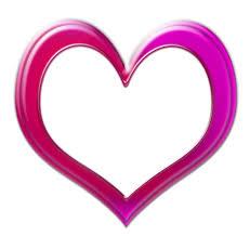 heart frame symbol love romantic romance holiday