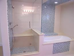 Tile For Bathroom Shower Walls Smoke Glass Subway Tile Tile Bathroom Tile Designs And Tile Design