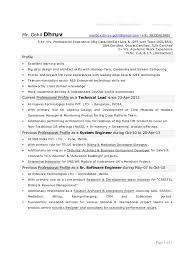 Ibm Resume Template Best of VeryOld Just FYRDhruvGohil Telco BSS J24EE SUN Oracle IBM Certifi