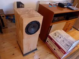 bo diy speaker horn loaded bicor lowther copy full range