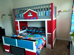 diy bed tent bunk bed tents toddler bed tent bunk beds kids truck firetruck fire diy bed tent