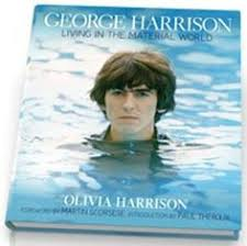 george harrison living in the material world book 6193 36 00 beatles