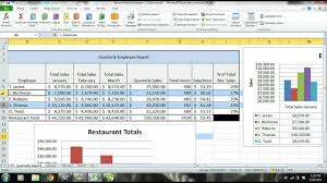sales report example excel ms excel 2010 tutorial employee sales performance report