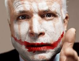 Image result for john mccain evil