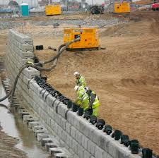 concrete retaining wall redi rock