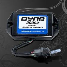 dyna 2000 ignition parts accessories dynatek dyna 2000p cdi ignition dual fire 7 pin harley davidson dd2000 hd2ep