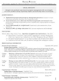 Assistant Manager Sample Resume Sales Resume Retail Manager Resume