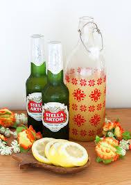 recipe lemon shandy summer beer drink
