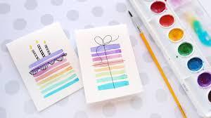 Simple Diy Birthday Cards