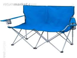 check this double folding camping chair double folding camp chair with umbrella table cooler