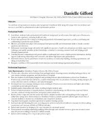 Examples Of Resumes Example Resume Format For It Professional Cv