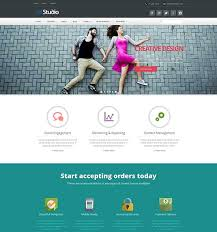 Websites Templates Adorable Designs Websites Templates 28 Best Flat Design Website Templates