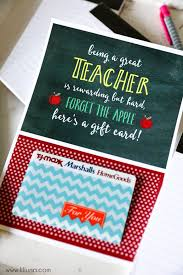 An Easy And Affordable Christmas Gift For Teachers  Team WhitakerChristmas Gift Teachers