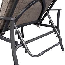 lounge chairs for patio. Picture Of Outdoor Patio Adjustable Cushioned Pool Chaise Lounge Chair Recliner Furniture Chairs For