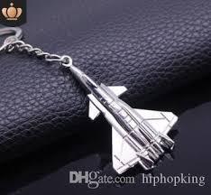 creative keychain metal naval fighter aircraft jpg
