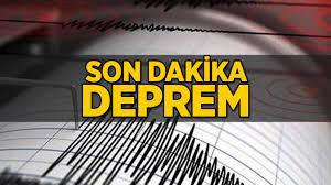 Son depremler: Deprem mi oldu AFAD - Kandilli? 22 Nisan deprem listesi -  Haberler Milliyet