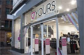 Yours Clothing Glasgow Argyle Street Store Plus Size