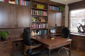 family home office. Vibrant Transitional Family Home Office Robeson Design .