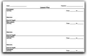 downloadable lesson plan templates top 10 lesson plan template forms and websites hubpages