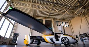 new flying car release dateThis flying car will be on the roads and in the skies by 2020