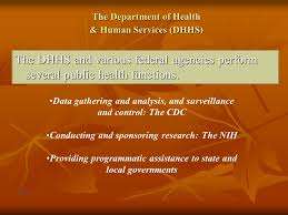 Dhhs Organisational Chart Introduction To Us Health Care Chapter 14 Public Health