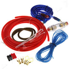w car amplifier rca audio gauge wiring amp agu fuse cable does not apply