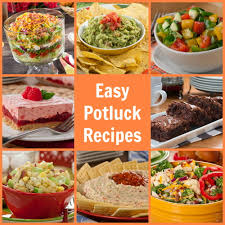Potluck Luncheon Ideas for Work (with Pictures)