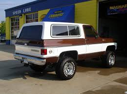 Chevrolet Blazer 1973 photo and video review, price ...