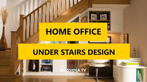 under stairs office. 50 Awesome Home Office Study Room Under Stairs Space Design Ideas P