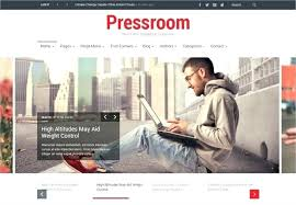 Newspaper Website Template Free Download Best Newspaper Themes For News Sites Multipurpose Theme