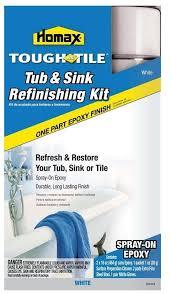tough tile tub reglazing