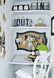 diy closet office. Small Office Space In A Closet Diy