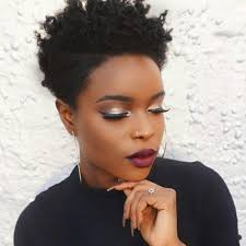 short natural african american hairstyles 20 short natural african american hairstyles