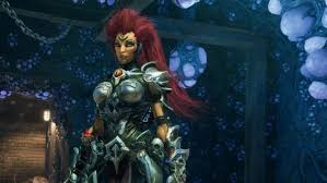 recently darksiders 3 was announced a welcome surprise for fans of the series who thought the series was over after thq went out of business