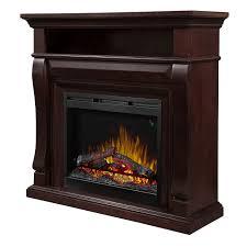 47 1 4 dimplex noah espresso media console electric fireplace dfp26l5 1881es