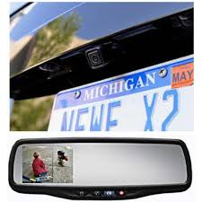 gm rear view camera kits back up systems for your car and truck 07 14 tahoe yukon suburban rear view camera mirror