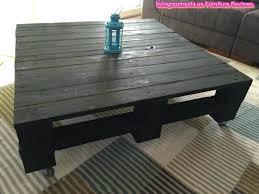 dark wood coffee table timber black with 2 drawers shelf storage large uk