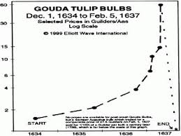 Tulip Mania Chart What Causes Economic Bubbles Carroll Financial