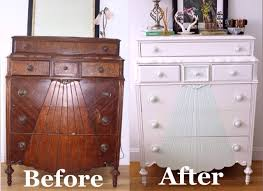 Refurbished furniture before and after Chalk Paint Before And After Refurbished Dresser Girl Meets Brooklyn Before And After Refurbished Dresser Girl Meets Brooklyn
